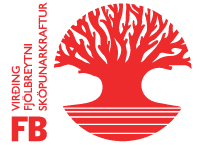 Fjölbrautaskólinn í Breiðholti Retina Logo